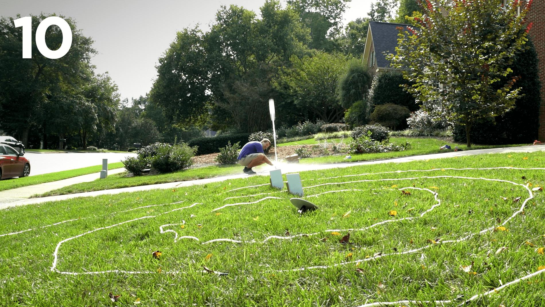 STEM at Home: Bottle Rocket 10
