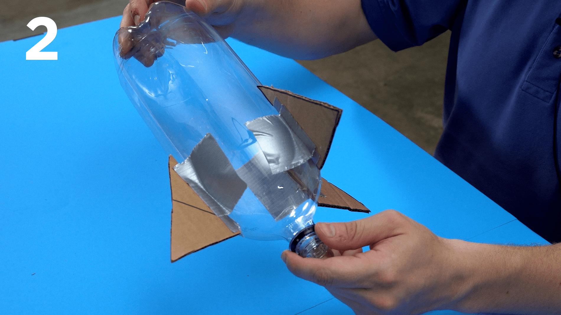 STEM at Home: Bottle Rocket 2
