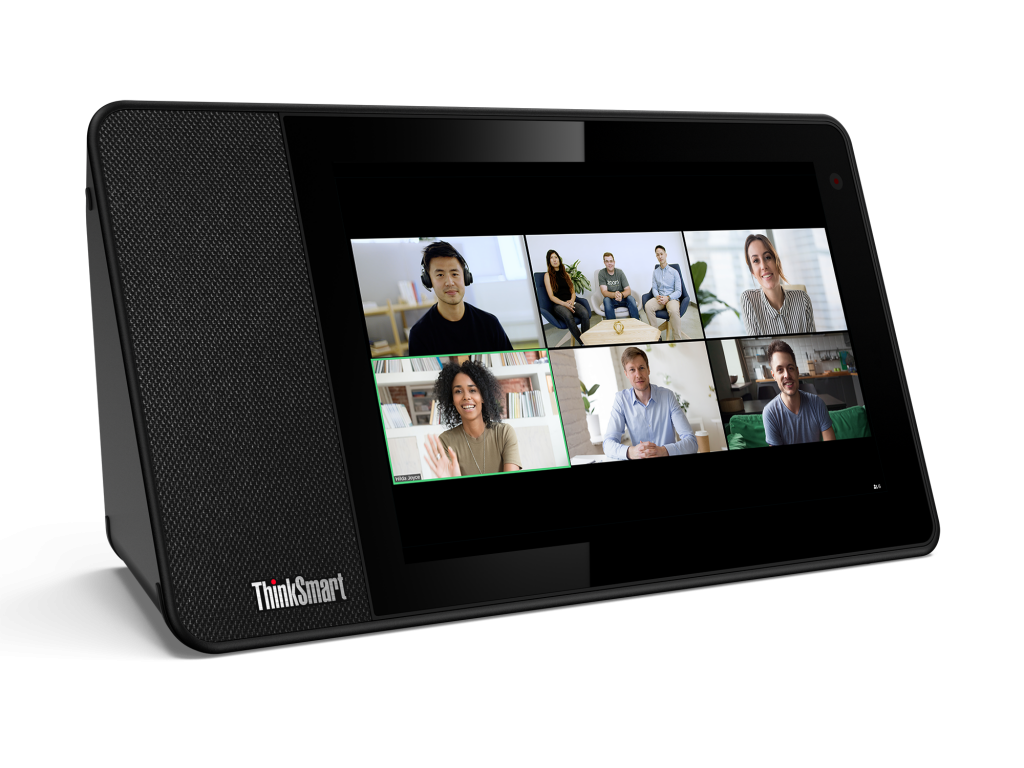 Lenovo™ ThinkSmart™ Collaboration Solutions for Zoom Empower a Distributed Workforce - Image 1