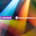 DreamWorks and Lenovo partnership