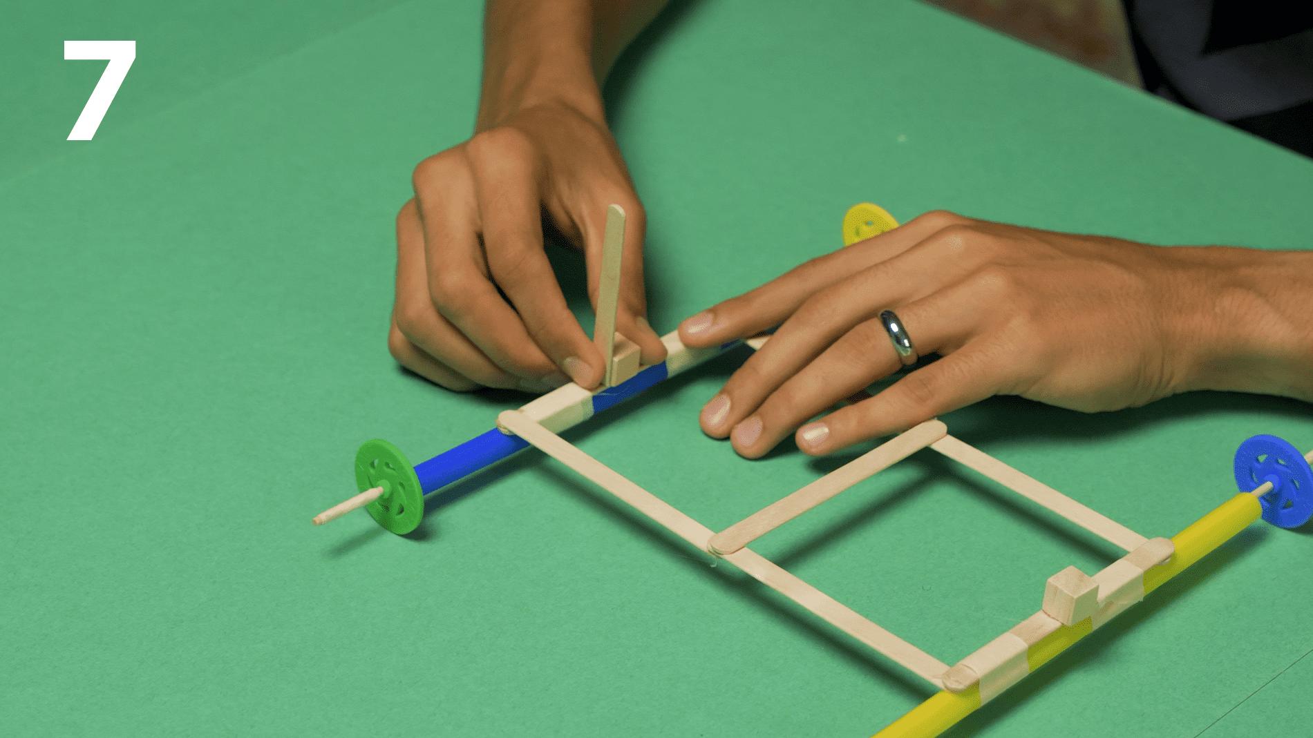 STEM at Home: Propeller-Powered Car step 7