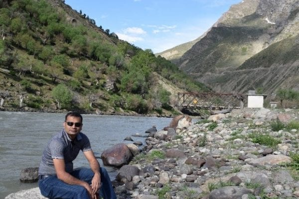 Rakesh Kumar, Lenovo CIoT