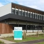 The main office building of Bellarine Community Health in Australia