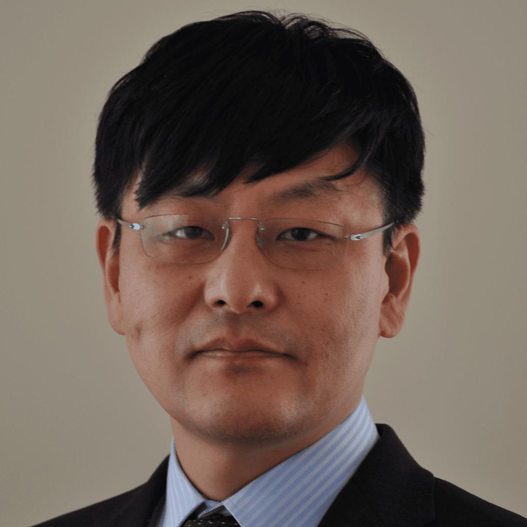 Headshot of Lenovo employee Chulho Kim