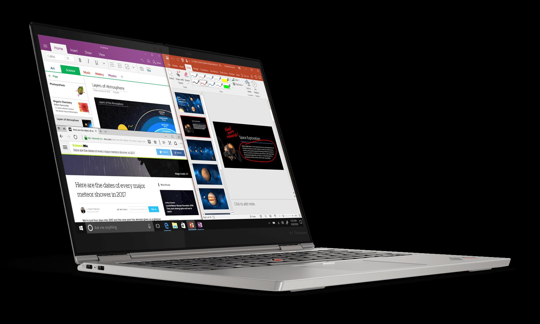 Lenovo ThinkPad X1 Titanium