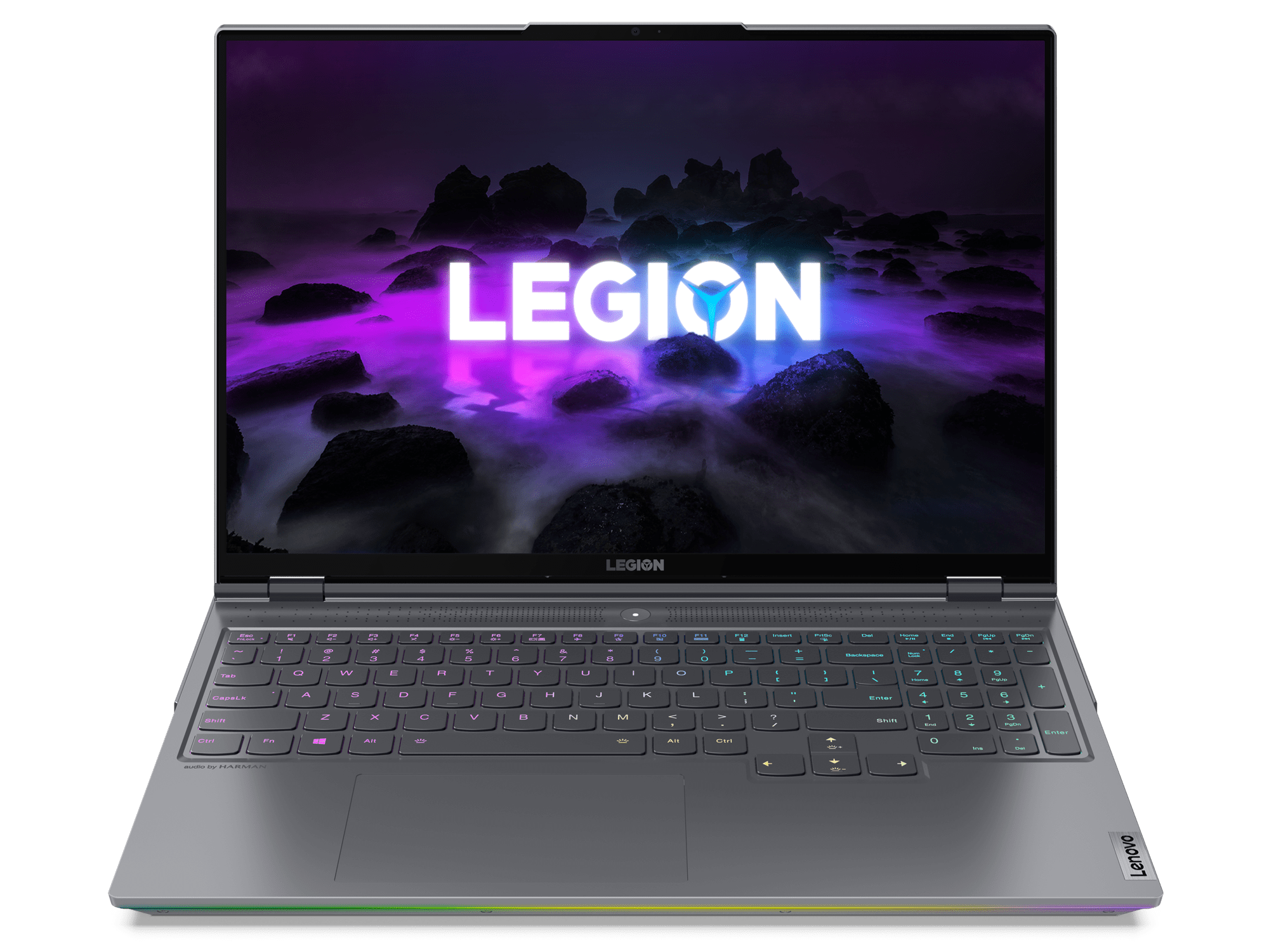 The new 16-inch Lenovo Legion 7 laptop