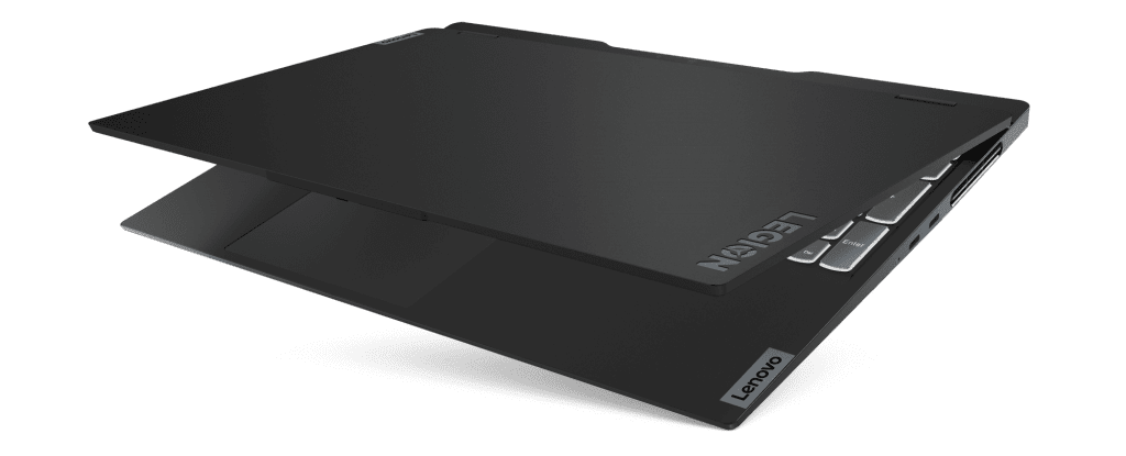 The new Lenovo Legion Slim 7 in Shadow Black