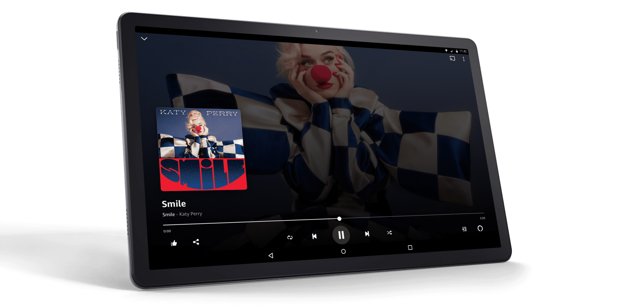 The Lenovo Tab P11 Plus