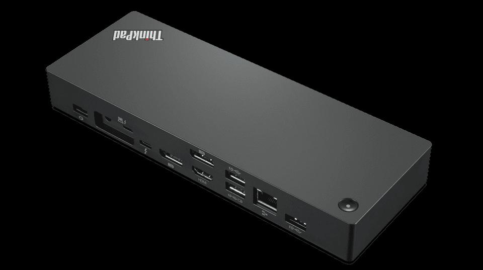new ThinkPad Thunderbolt 4 Workstation Dock