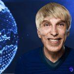 Peter Scott-Morgan's photorealistic virtual avatar